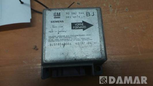 90562544BJ  AIRBAG OPEL ASTRA G 1998r