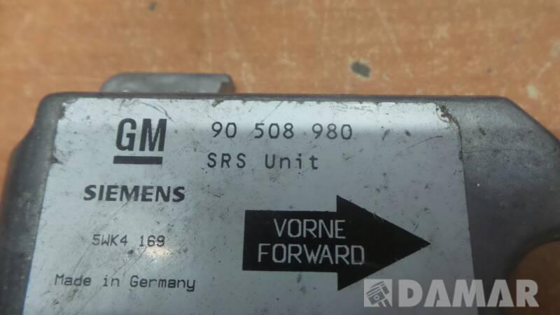 90508980 MODUL AIRBAG OPEL VECTRA B 1999r