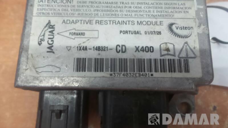 1X4A-14B321-CD SENSOR AIRBAG JAGUAR X-TYPE 2001r