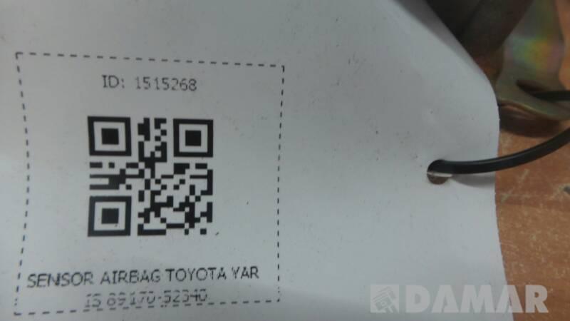 89170-52340 SENSOR AIRBAG TOYOTA YARIS