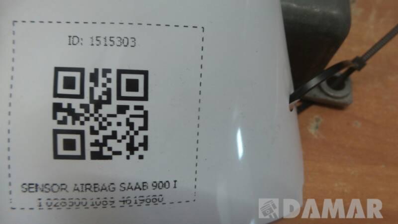 4619680 SENSOR AIRBAG SAAB 900 II 0285001089
