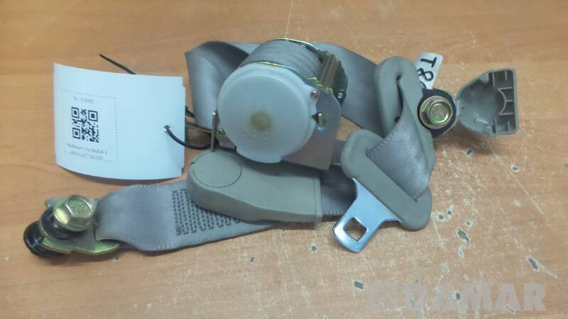 T86128T PAS PRAWY TYL MAZDA 2 DEMIO LIFT