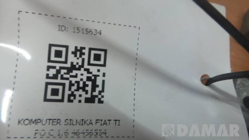 46456554 KOMPUTER SILNIKA FIAT TIPO C 1.6