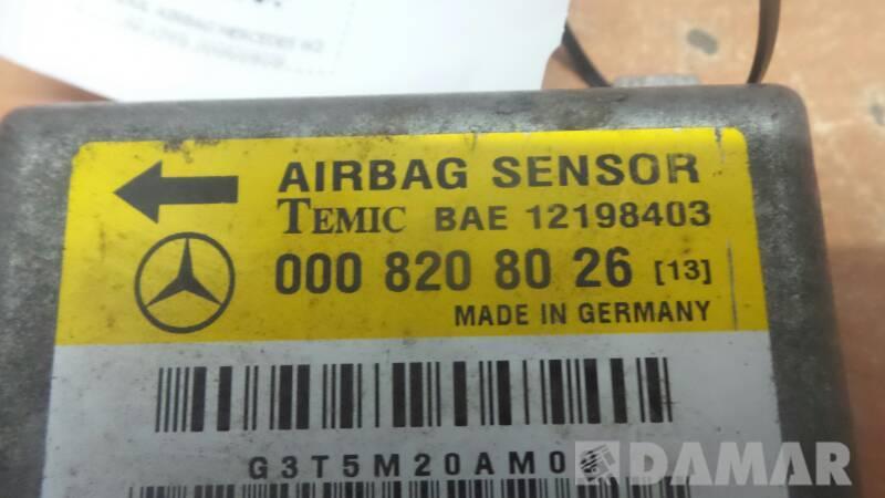 0008208026 MODUL AIRBAG MERCEDES W202 1995R
