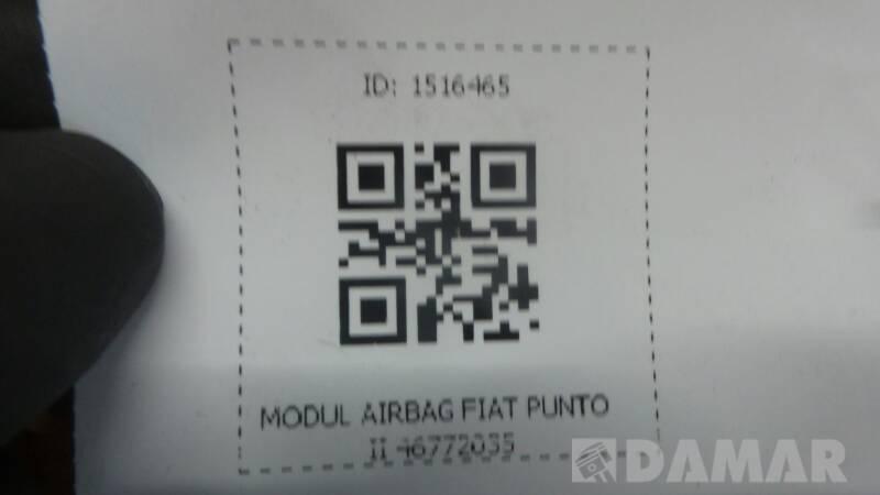 46772035 MODUL AIRBAG FIAT PUNTO II