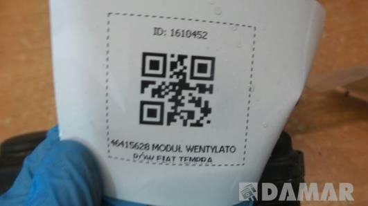 46415628 MODUL WENTYLATOROW FIAT TEMPRA