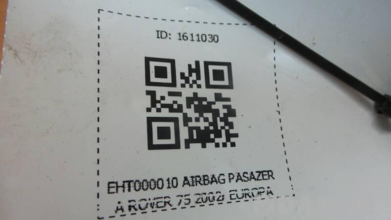 EHT000010 AIRBAG PASAZERA ROVER 75 2002r EUROPA