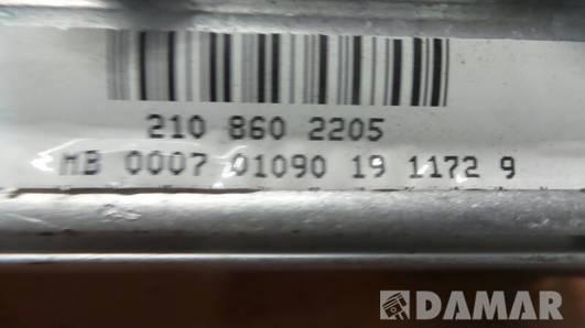 2108602205 PODUSZKA PASAZERA AIRBAG MERCEDES W210