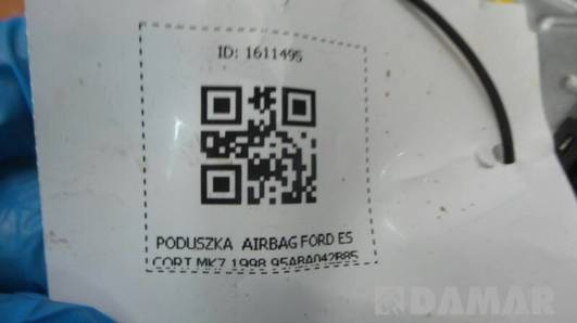 PODUSZKA  AIRBAG FORD ESCORT MK7 1998 95ABA042B85