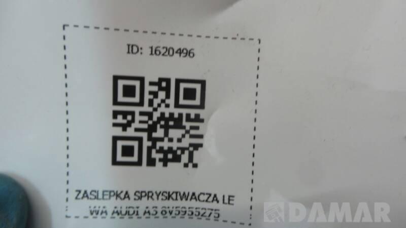 8V5955275 ZASLEPKA SPRYSKIWACZA LEWA AUDI A3