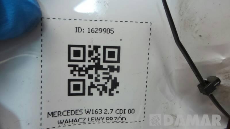 WAHACZ LEWY PRZOD MERCEDES W163 2.7 CDI