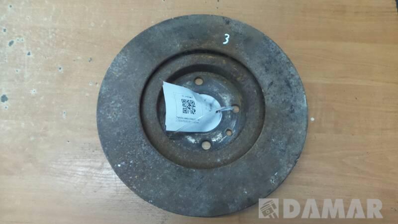 TARCZA HAMULCOWA PRZOD  FIAT MULTIPLA 284mm 22,1mm