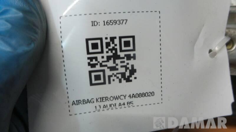 AIRBAG KIEROWCY AUDI A4 B5