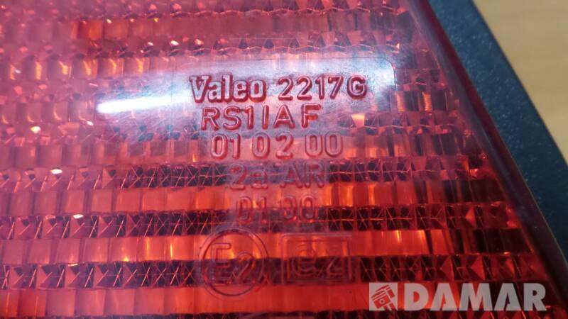LAMPA LEWA PEUGEOT 405 II 93r VALEO EUROPA