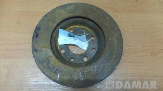 TARCZA HAMULCOWA FORD KA II 240mm 19,22mm 2012 1.3