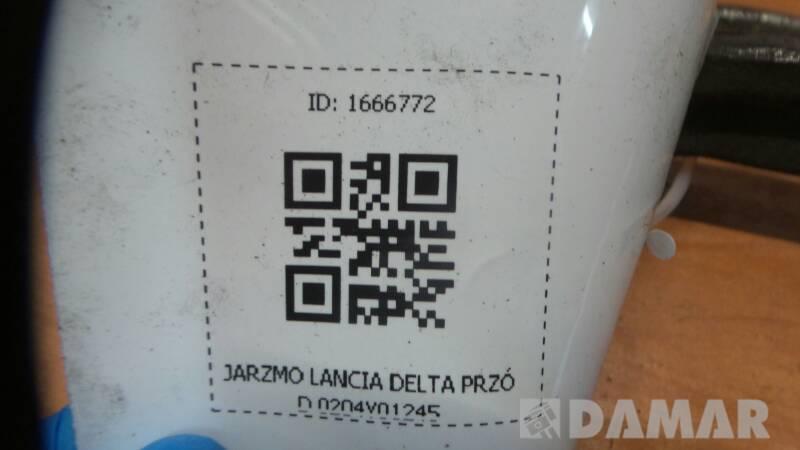 0204Y01245  JARZMO PRZOD LANCIA DELTA