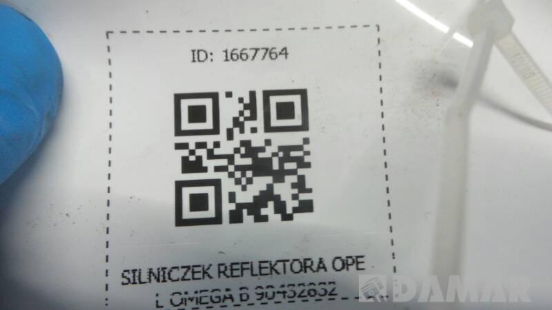 90492832 SILNICZEK REFLEKTORA OPEL OMEGA B