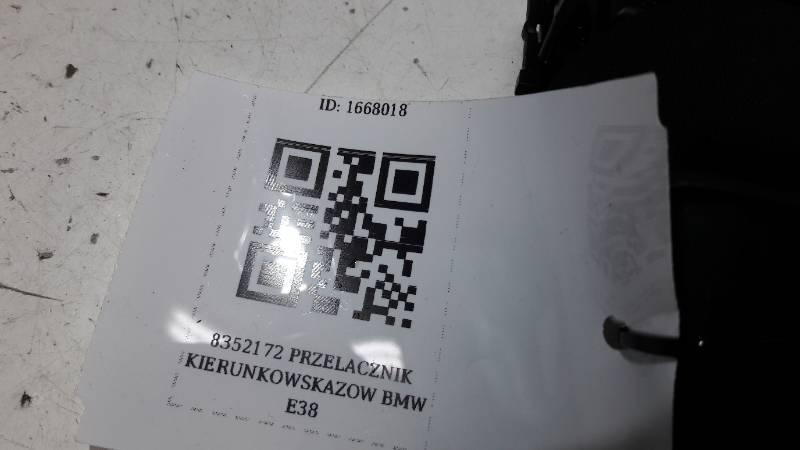8352172 PRZELACZNIK KIERUNKOWSKAZOW BMW E38