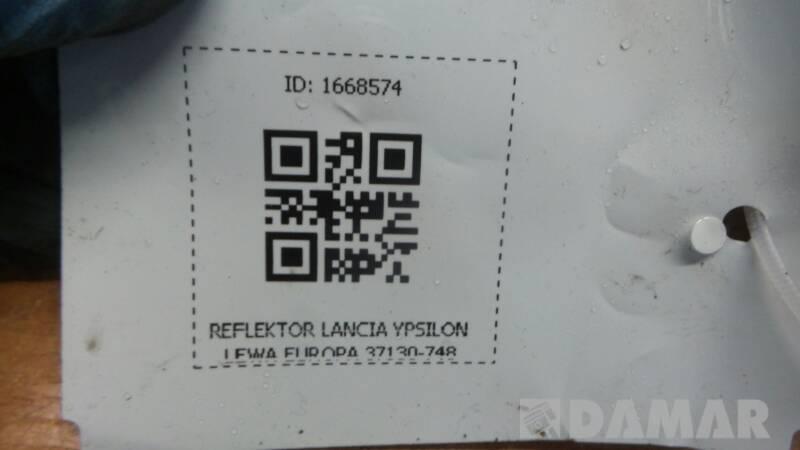 37130-748 REFLEKTOR LANCIA YPSILON LEWA EUROPA