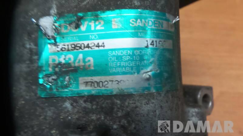 KOMPRESOR KLIMATYZACJI 7700273801 RENAULT CLIO II
