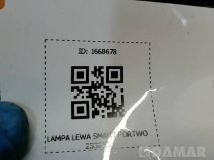 253033L LAMPA LEWA SMART FORTWO