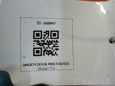 22190558 AMORTYZATOR MINI R50 R53 PRAWY TYL