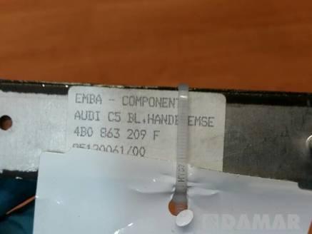 4B0863209F DEKOR LISTWA TUNELU  AUDI A6 C5