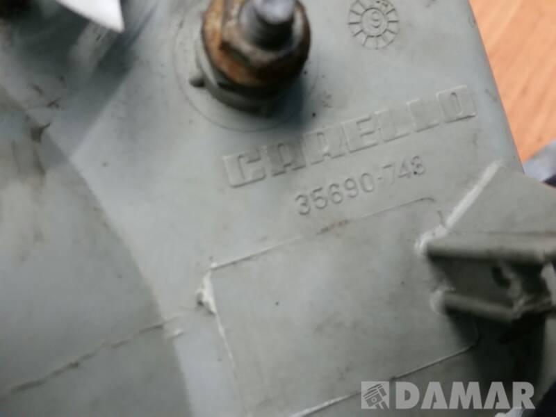 35690748  REFLEKTOR PRZOD PEUGEOT BOXER LEWY 1999