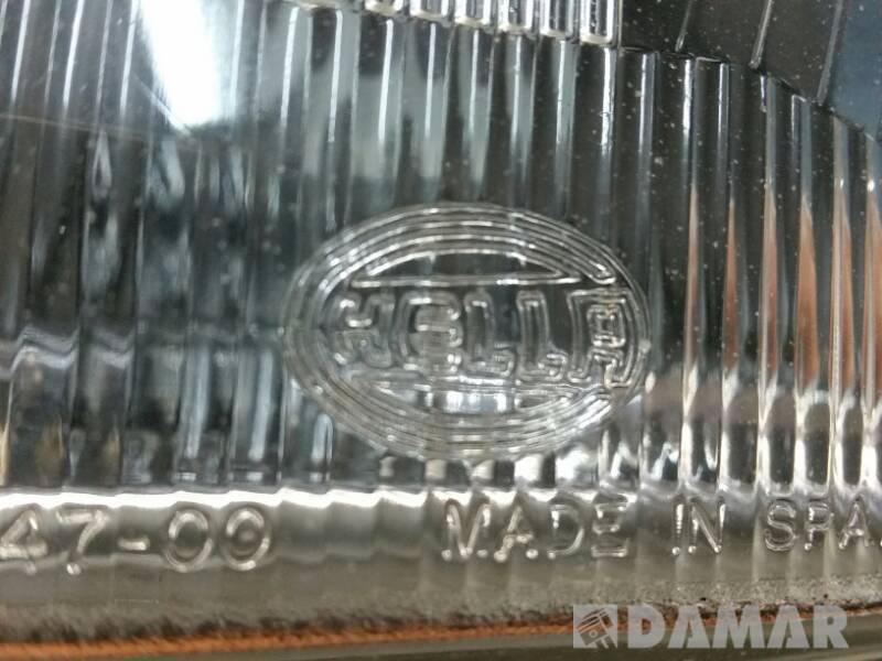 REFLEKTOR LEWY VW POLO III 91r HELLA EUROPA