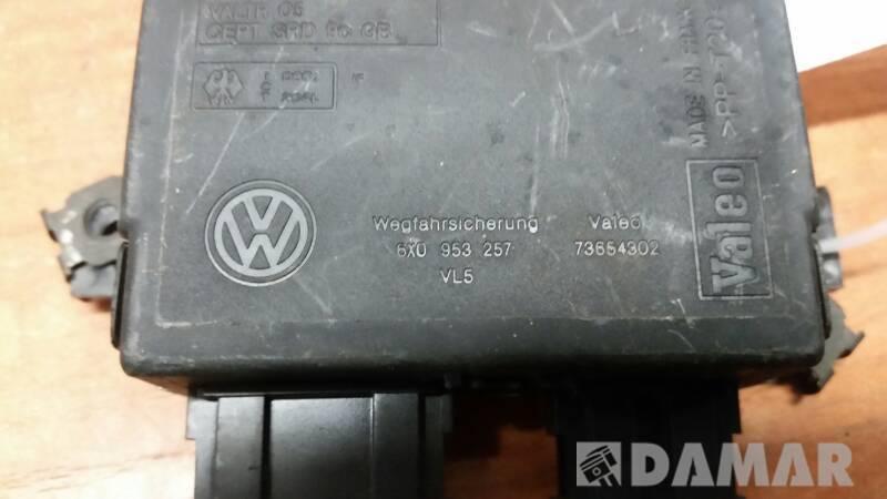 6X0953257 MODUL IMMOBILAJZERA VW LUPO 1.2TDI VALEO
