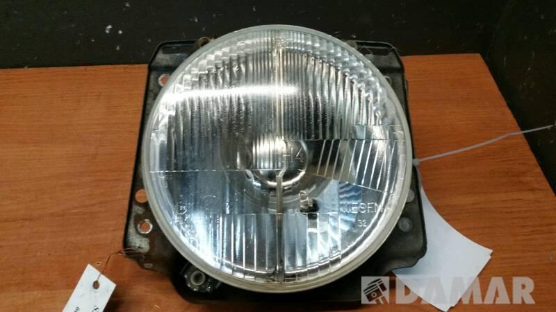 REFLEKTOR LEWY PRAWY VW GOLF II 88r WESEM