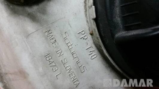 REFLEKTOR VW GOLF III LEWY  SATURNUS 18473L