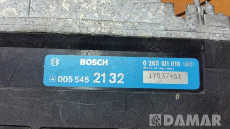 0055452132 STEROWNIK ABS MERCEDES W202