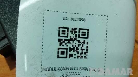 8360060 MODUL KOMFORTU BMW E36