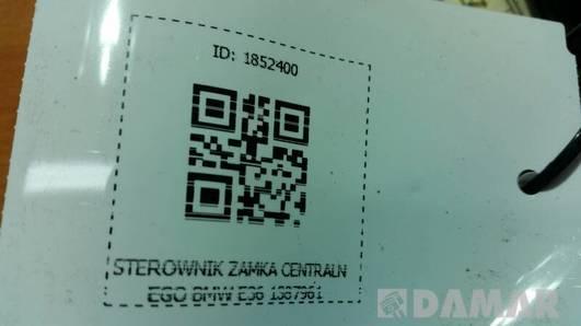 1387961 STEROWNIK ZAMKA CENTRALNEGO BMW E36