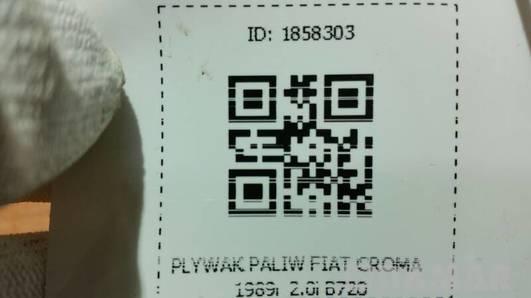 B720  PLYWAK PALIW FIAT CROMA 1989r 2.0i