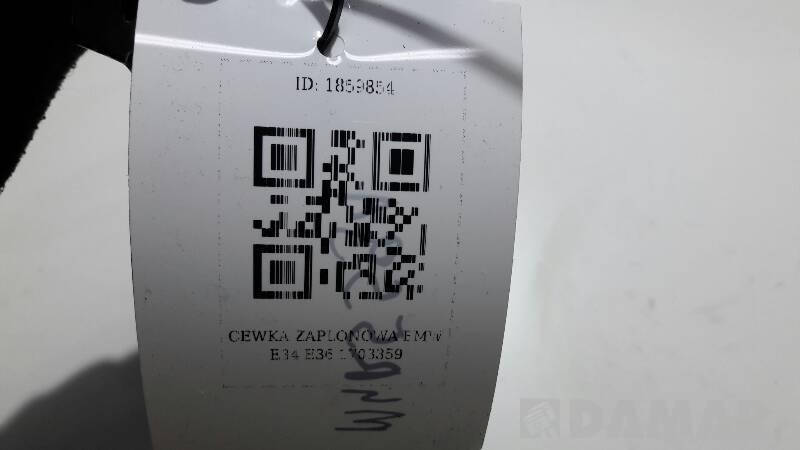 1703359 CEWKA ZAPLONOWA BMW E34 E36