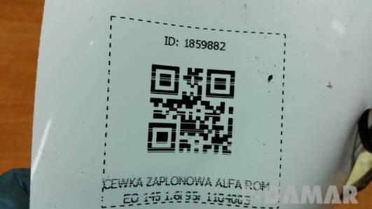 1104003 CEWKA ZAPLONOWA ALFA ROMEO 145 1.6i 95r