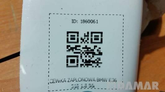 CEWKA ZAPLONOWA BMW E36 318 1.8 96r