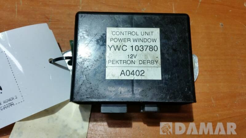 YWC103780 MODUL STEROWNIK  ROVER 200 1.8i 02r