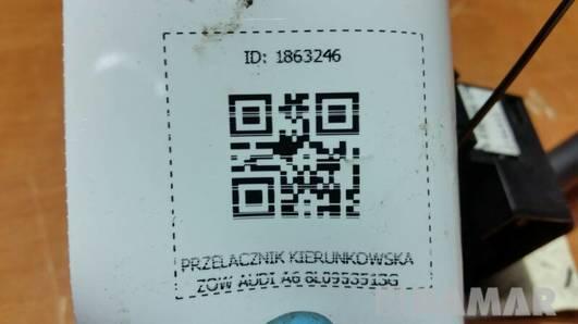 8L0953513G PRZELACZNIK KIERUNKOWSKAZOW AUDI A6