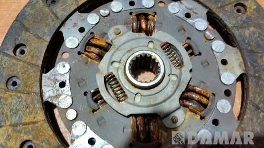 9647603780 TARCZA SPRZEGLA PEUGEOT EXPERT 1.9TD