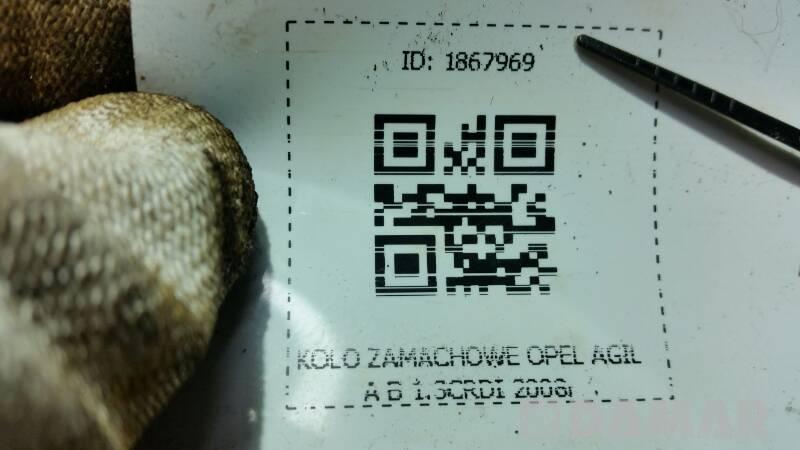 KOLO DWUMASOWE OPEL AGILA B 1.3 CRDI 2008r