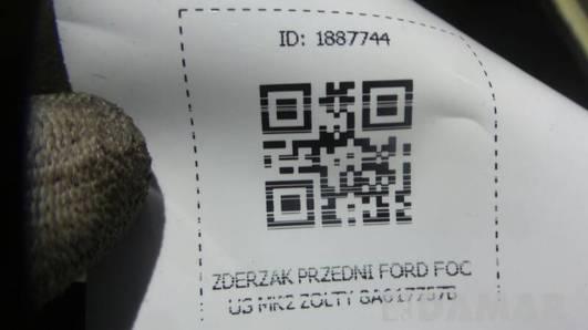 ZDERZAK PRZEDNI FORD FOCUS MK2 ZOLTY 8A617757B
