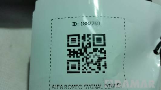 AM80S-R SYGNAL DZWIEKOWY FIAMM ALFA ROMEO