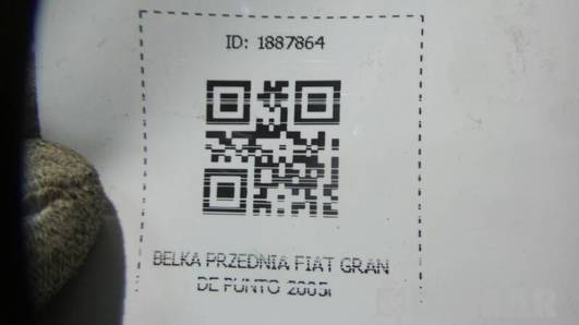 BELKA PRZEDNIA FIAT GRANDE PUNTO 2005r