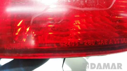 L92405-260 LAMPA PRZECIWMGIELNA LEWA SANTA FE