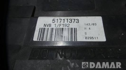 51711373 MODUL STEROWNIK KOMFORTU FIAT STILO