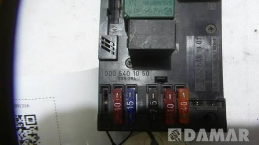 0025451901 SKRZYNKA BSI MERCEDES W 210 E 98 R