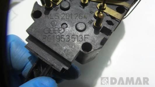 PRZELACZNIK ZESPOLONOY VW POLO AUDI 50 861953513F